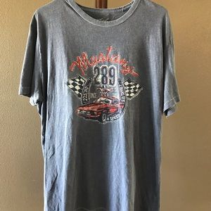 🔥 Ford Mustang tee (single stitch!)